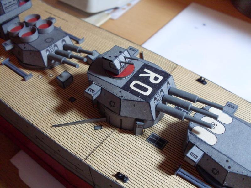 HMS Rodney Maly Modelarz 1:300 - Seite 4 Sdc13714