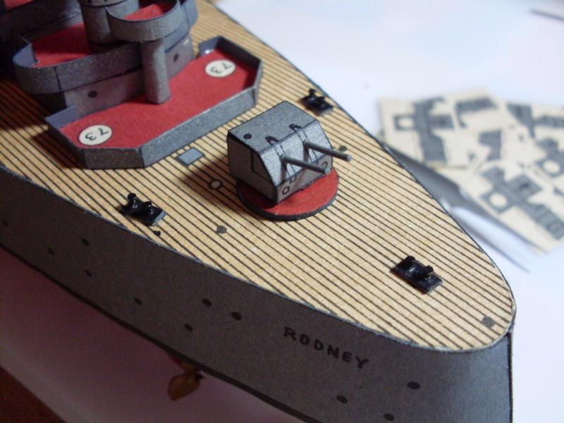 HMS Rodney Maly Modelarz 1:300 - Seite 4 Sdc13715