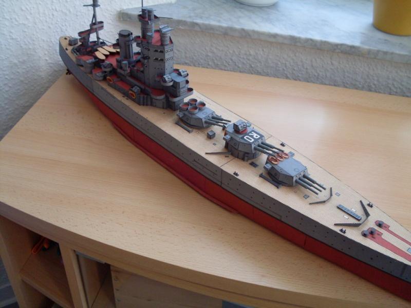 HMS Rodney Maly Modelarz 1:300 - Seite 4 Sdc13716