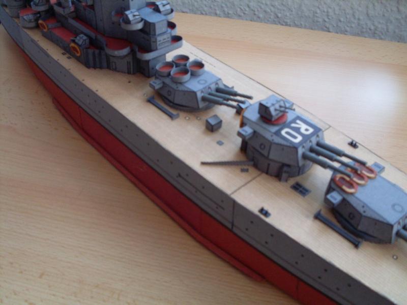 HMS Rodney Maly Modelarz 1:300 - Seite 4 Sdc13717