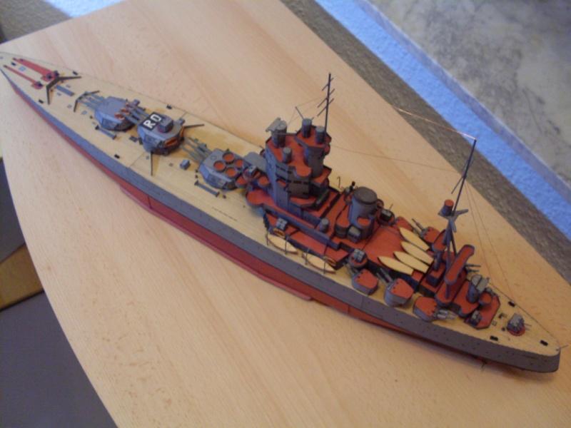 HMS Rodney Maly Modelarz 1:300 - Seite 4 Sdc13720