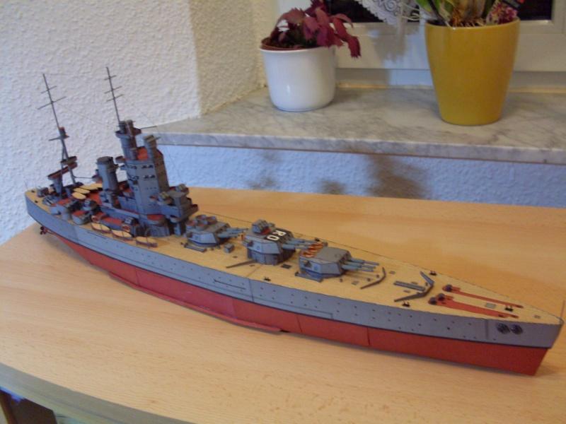 HMS Rodney Maly Modelarz 1:300 - Seite 4 Sdc13721