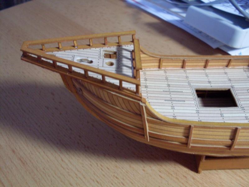 Karavelle Pinta 1:96 Shipyard Nr. 37  - Seite 4 Sdc13831