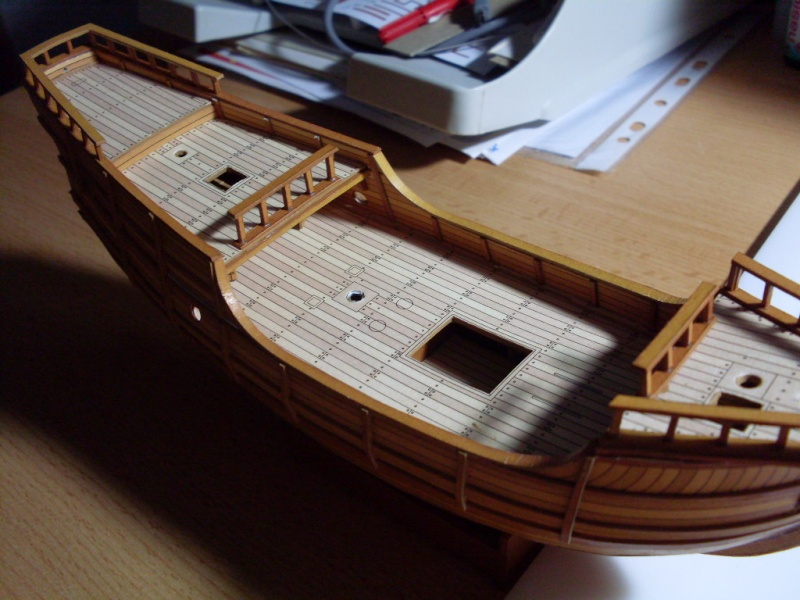 Karavelle Pinta 1:96 Shipyard Nr. 37  - Seite 4 Sdc13833