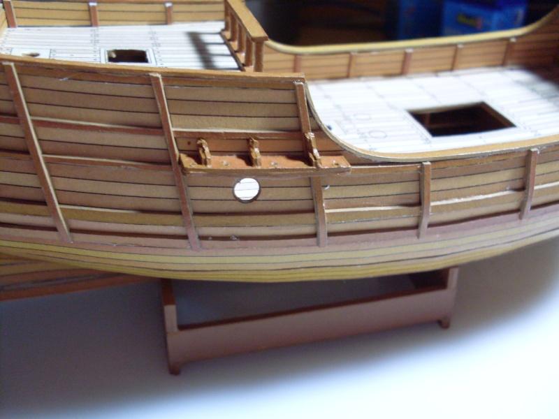 Karavelle Pinta 1:96 Shipyard Nr. 37  - Seite 4 Sdc13834