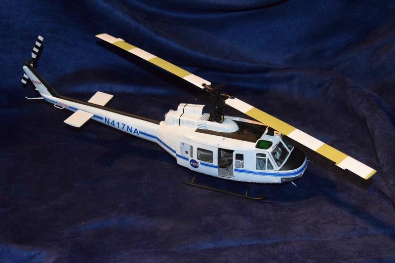 Bell UH-1D Revell 1/32 Dsc_0035