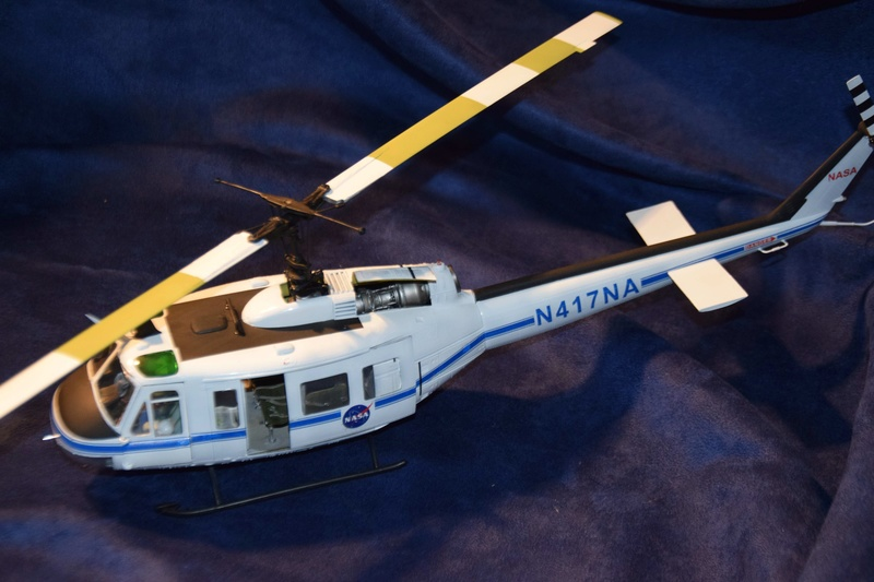 Bell UH-1D Revell 1/32 Dsc_0037
