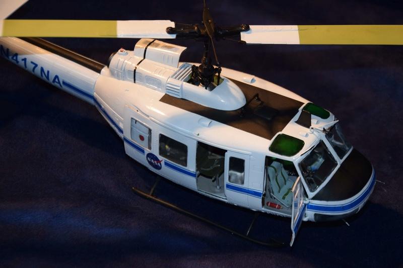 Bell UH-1D Revell 1/32 Dsc_0038