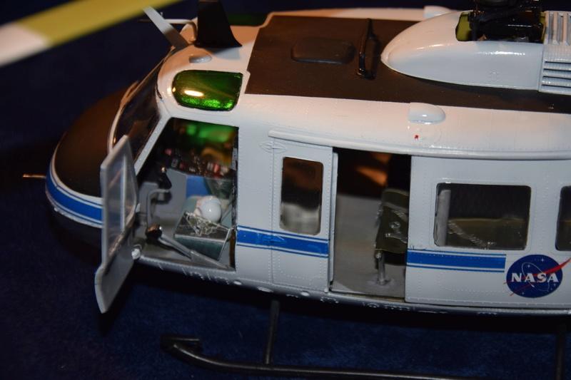 Bell UH-1D Revell 1/32 Dsc_0039