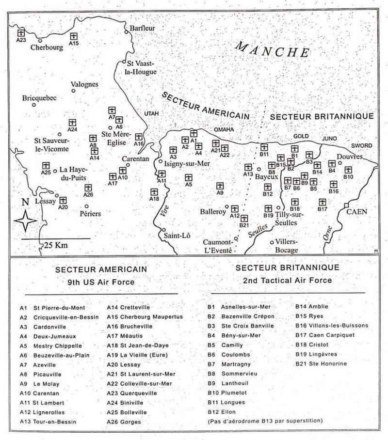Aéroports allié en Normandie 15442110