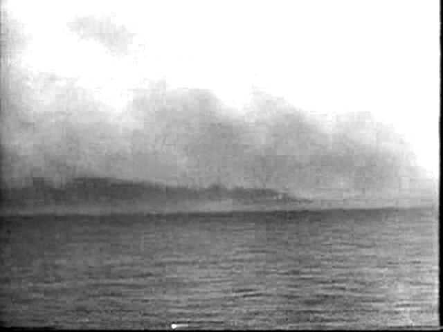 8 - Le mouillage des transports d'assaut et l'approche de la plage 1878-v10