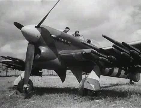 Aéroports allié en Normandie 410