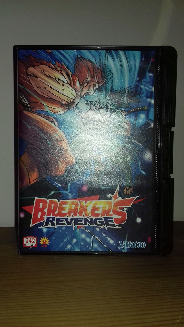 [VENDU] Neo Geo AES Jap Breakers Revenge (licence Visco) 20170210