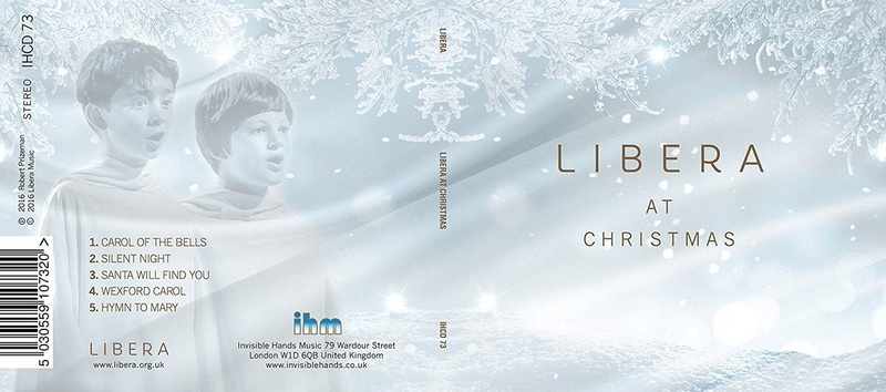 [Mini CD] Libera at Christmas Cwx_l211