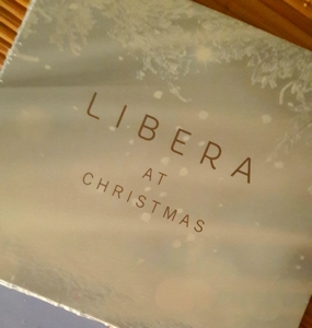 [Mini CD] Libera at Christmas Cyhks710