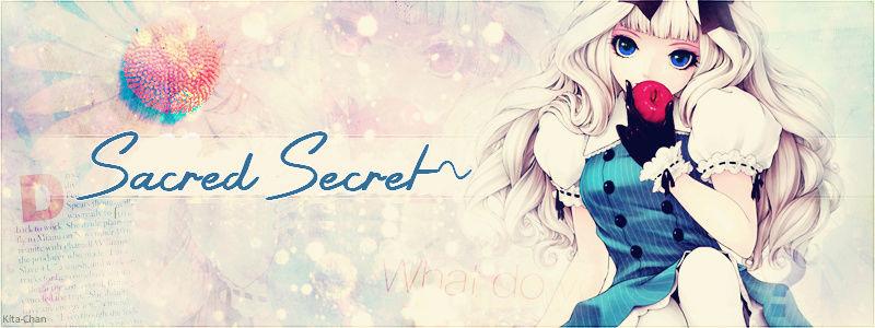 Sacred Secret