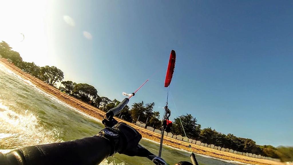 Test : Flysurfer Sonic 2 13,0 m2 Gopr0313