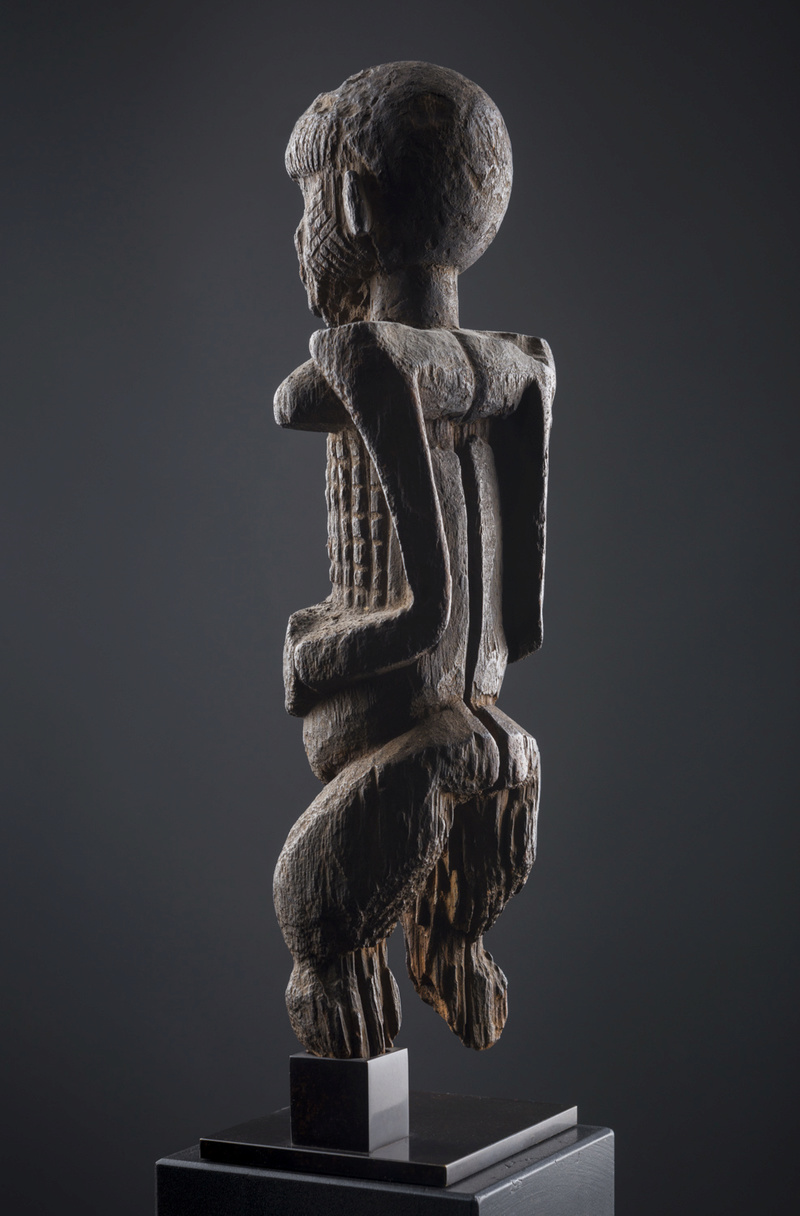 Kabyé people, Difale area, Arcaic Female Figure, North Togo Kabye_12