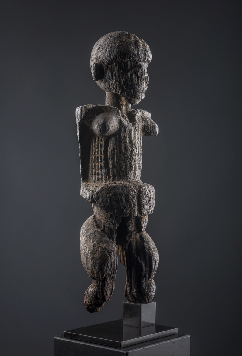 Kabyé people, Difale area, Arcaic Female Figure, North Togo Kabye_13