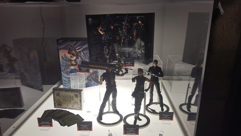 Final fantasy XV collector et ultimate collector !  - Page 7 20161111