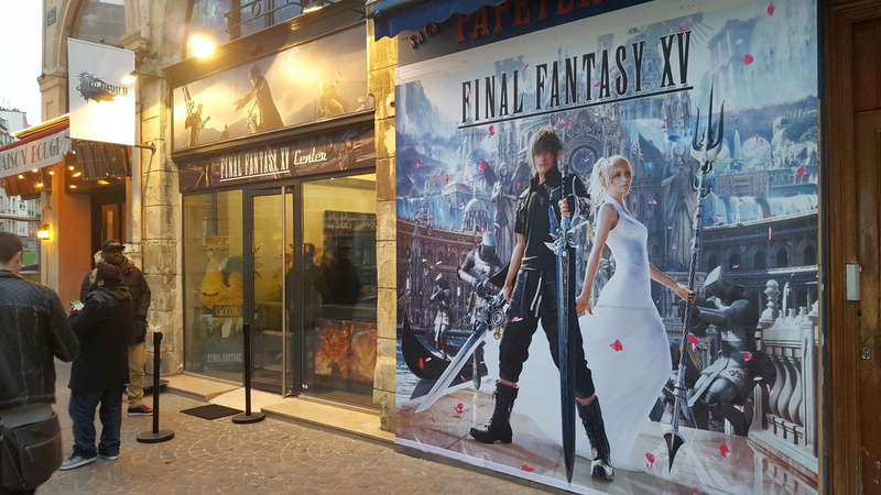 Final fantasy XV collector et ultimate collector !  - Page 7 20161112