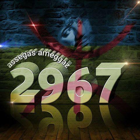 Aseggas Ameggaz 2967, Yennayer Amerbuh 1290