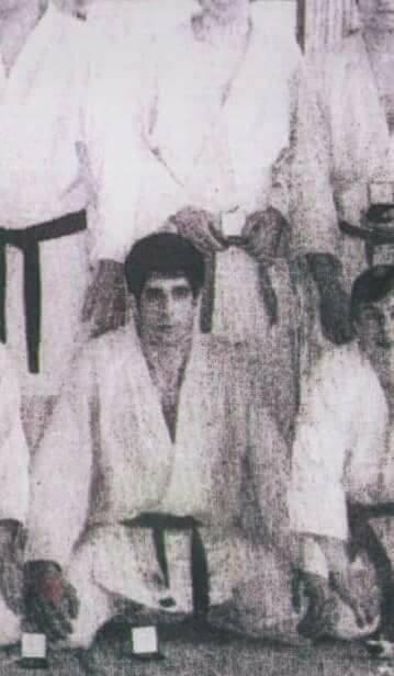 Kessout Ahmed, le père spirituel du judo à Aokas n'est plus !  325