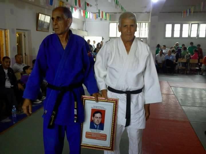 Kessout Ahmed, le père spirituel du judo à Aokas n'est plus !  419