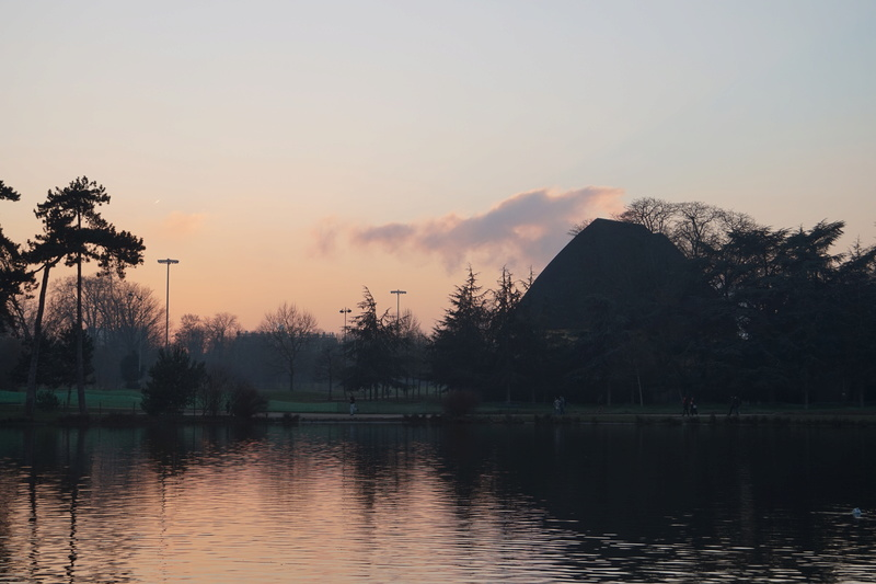 Lac Dausmesnil-Vincennes Dsc01515