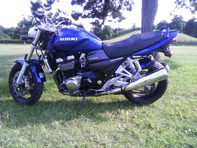 Divers: Nouvelle moto, j'ai craqué..! Photo_11