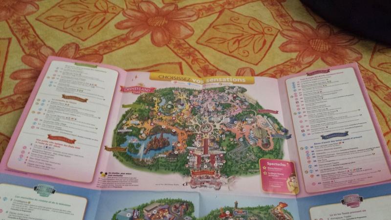 Le Plan des 2 Parcs Disney - Page 20 20161112