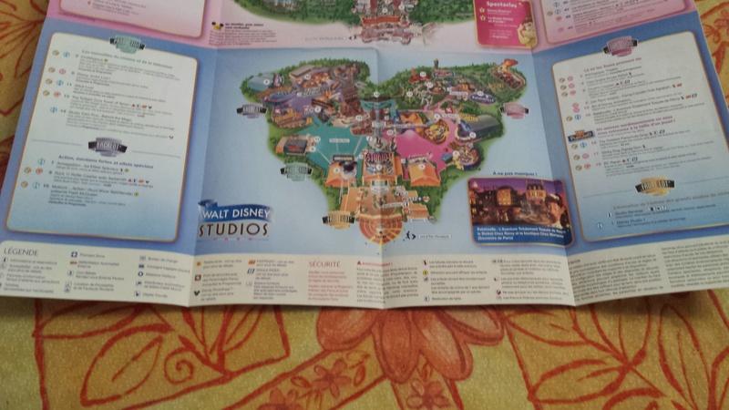 Le Plan des 2 Parcs Disney - Page 20 20161113