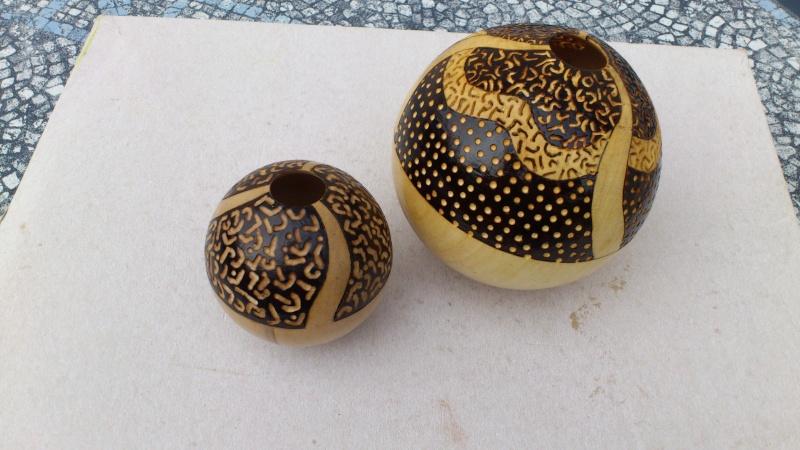 Boules décorées Boules10