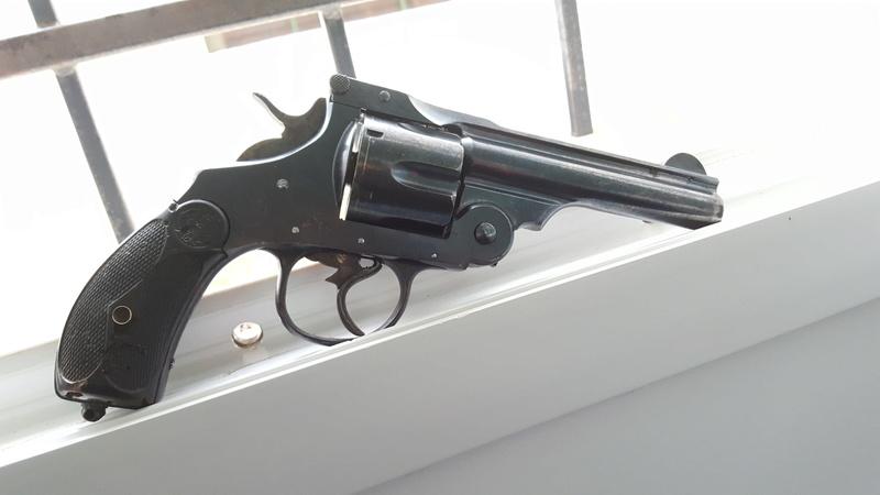Revolver 44 Russian 20170191