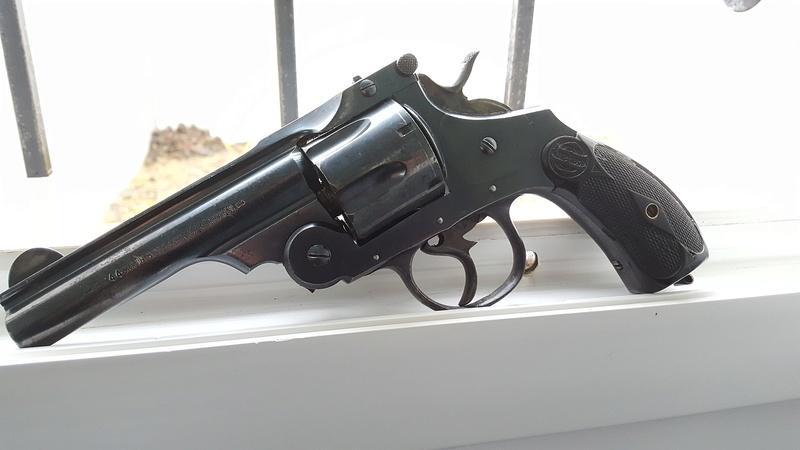 Revolver 44 Russian 20170193