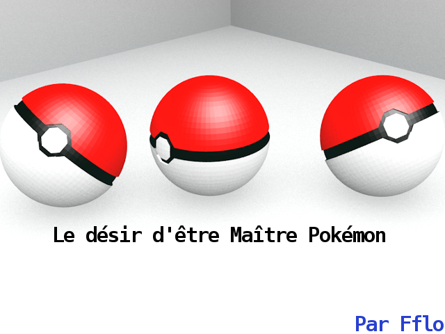 XP: Le désir d'être Maître Pokémon Ecran_10