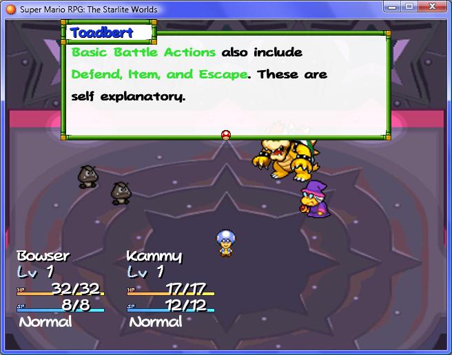 XP: Super Mario RPG The Starlite Worlds Smrpg-10