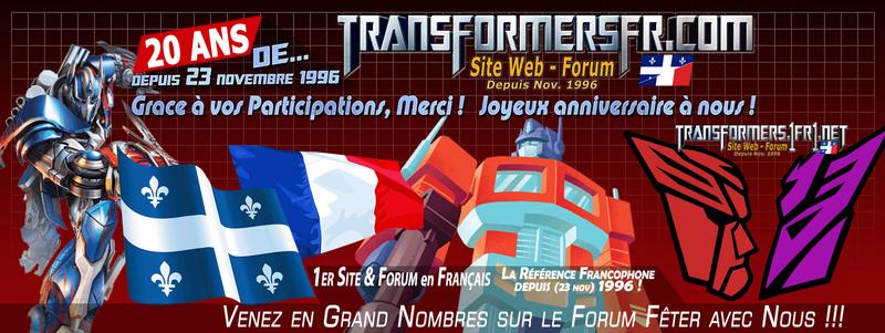 Entrevue N°7, spéciale 20ème anniversairede TransformersFR : Superhomme 14884610