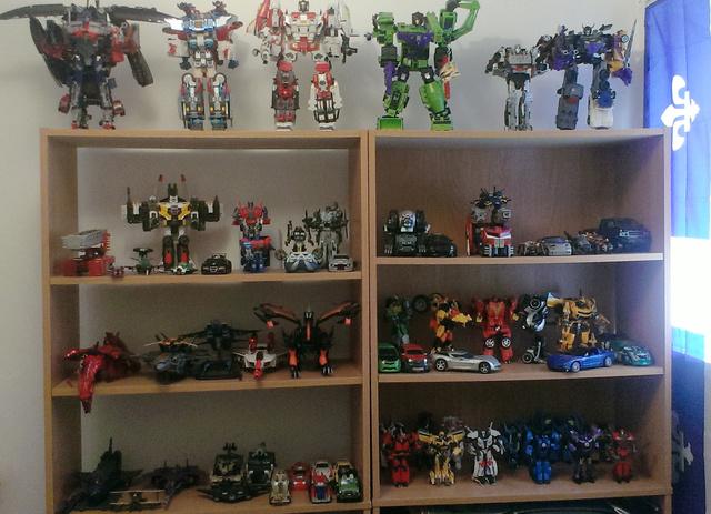 Entrevue N°6 pour TransformersFR : Silverbolt Collec10
