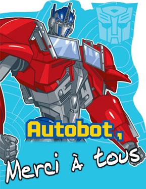Entrevue N°7, spéciale 20ème anniversairede TransformersFR : Superhomme Merci111