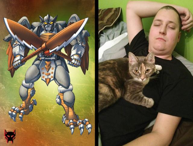 Entrevue N°6 pour TransformersFR : Silverbolt Silver11