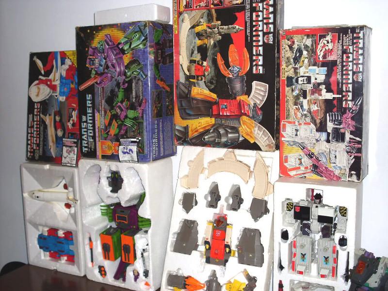 Entrevue N°7, spéciale 20ème anniversairede TransformersFR : Superhomme Suptf011