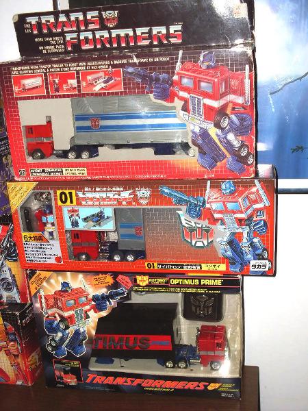 Entrevue N°7, spéciale 20ème anniversairede TransformersFR : Superhomme Suptf112