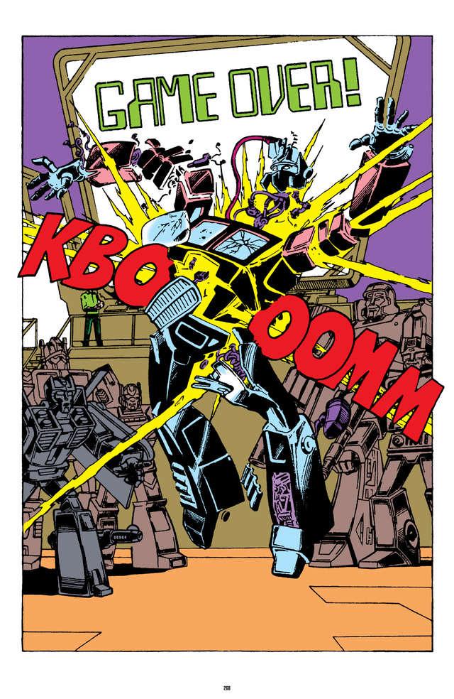 Entrevue N°7, spéciale 20ème anniversairede TransformersFR : Superhomme Transf12