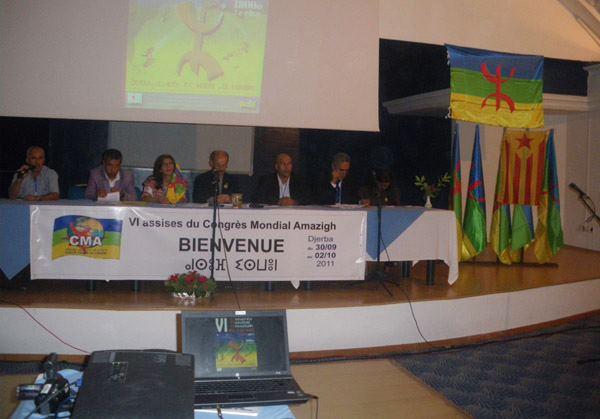 تحرك للكونغرس الأمازيغي باتجاه الولايات المتحدة وفرنسا وبلجيكا وإسبانيا لدعم ما وصف بالقضية الأمازيغية 22437810