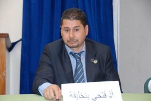 حوار مع رئيس الكونغرس العالمي الأمازيغي: فتحي بنخليفة Dsc_0011