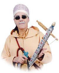 المرحوم الرايس مبارك ايسار: رمز الفن باحاحان Mbark10