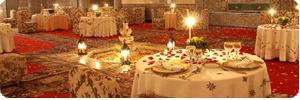 """Restaurante """"Golden Night"""""""