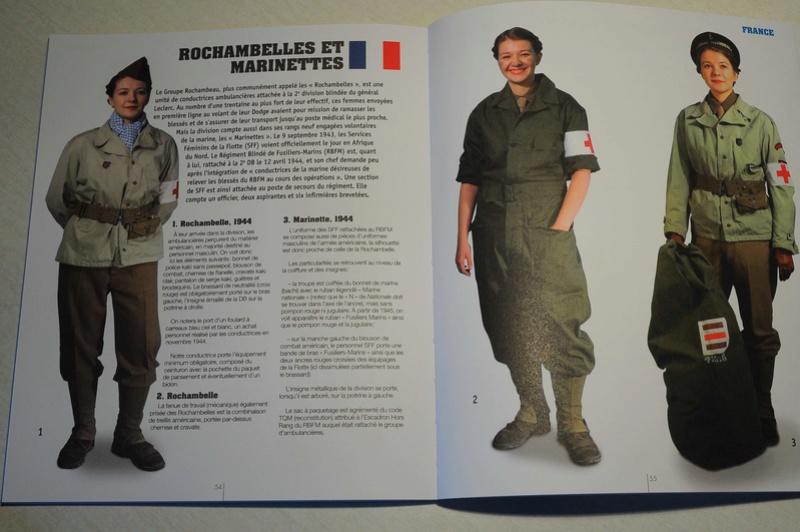 Femmes sous l'uniforme 1939-1945, Histoire et Collections Dsc_0010