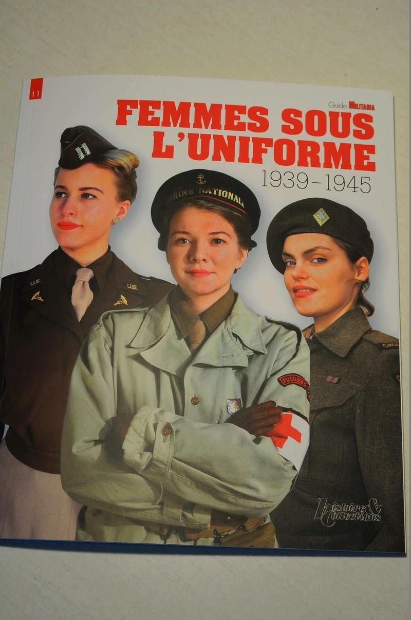Femmes sous l'uniforme 1939-1945, Histoire et Collections Dsc_0011